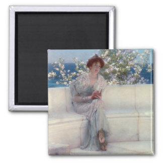 Aimant Alma-Tadema | l'année est au ressort
