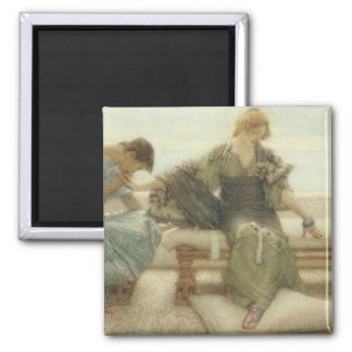 Aimant Alma-Tadema | ne me demandent pas plus, 1886