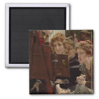Aimant Alma-Tadema | par groupe de famille, 1896