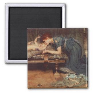 Aimant Alma-Tadema | un paradis terrestre, 1891