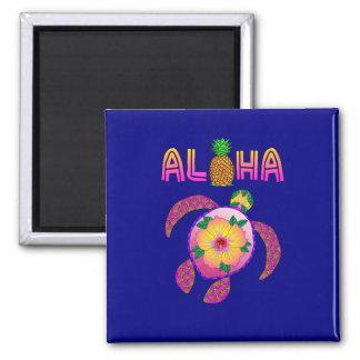 Aimant Aloha tortue hawaïenne de Honu