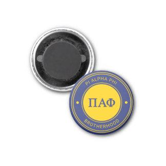 Aimant Alpha insigne du phi | de pi