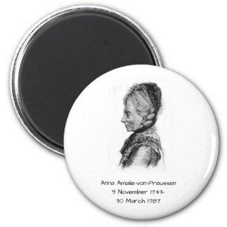 Aimant Amalie von Preussen d'Anna