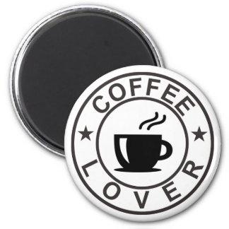Aimant Amant de café