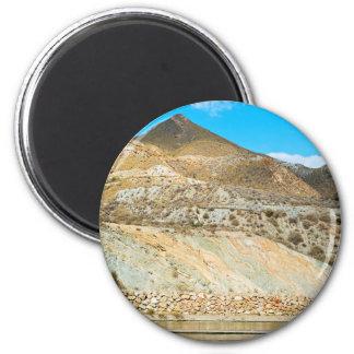 Aimant Aménagez le désert en parc à Almeria, Andalousie,