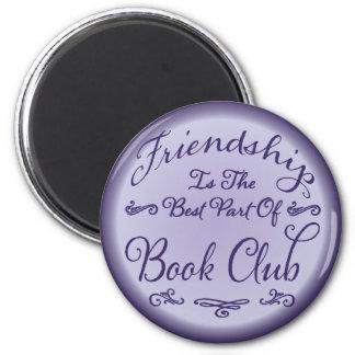 Aimant amitié de club de lecture