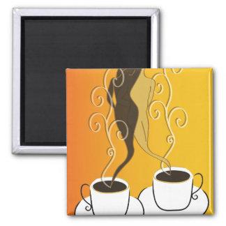 Aimant Amour de café