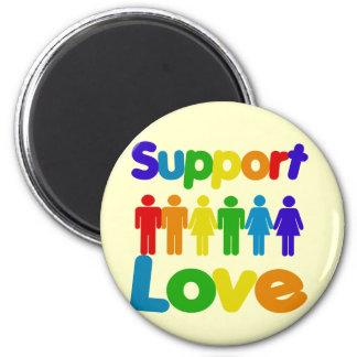 Aimant Amour de soutien