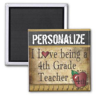 Aimant Amour étant un 4ème professeur de catégorie