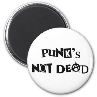 Aimant anarchie célèbre de message de la musique punk non
