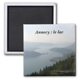 Aimant Annecy : le lac -