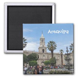 Aimant Arequipa - Plaza de Armas