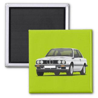 Aimant Argent de BMW E30 (3-serie)