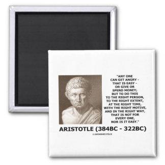 Aimant Aristote n'importe quel peut avoir le bon temps