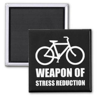 Aimant Arme de faire du vélo de réduction du stress