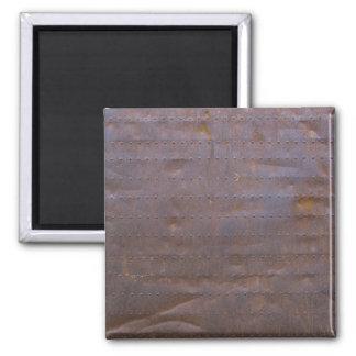 Aimant Arrière - plan rouillé de texture de fer
