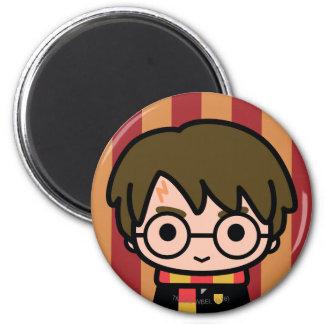Aimant Art de personnage de dessin animé de Harry Potter