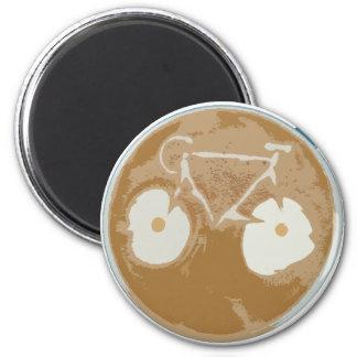 Aimant Art de recyclage de Latte