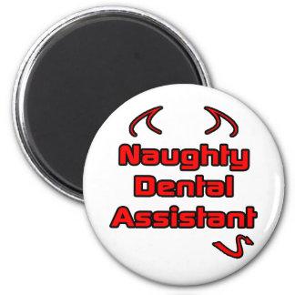 Aimant Assistant dentaire vilain