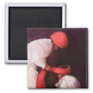 Aimant Attachement d'un turban 2010