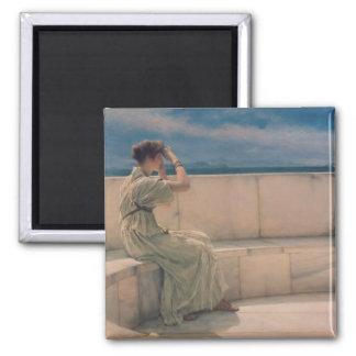 Aimant Attentes d'Alma-Tadema |, 1885