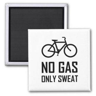 Aimant Aucun vélo de gaz n'a seulement sué