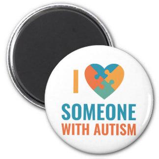 Aimant Autisme
