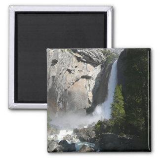 Aimant Automnes inférieurs de Yosemite de parc national