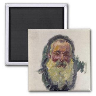 Aimant Autoportrait de Claude Monet |, 1917