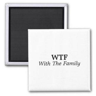 Aimant Avec la famille