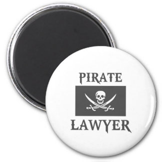 Aimant Avocat de pirate