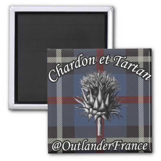 Aimant Badge Outlander France