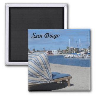 Aimant Baie San Diego de mission