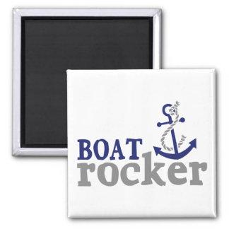Aimant Balancier nautique de bateau d'humour