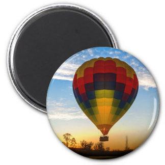 Aimant Ballon à air chaud