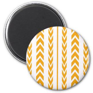 Aimant Bande de roulement de pneu de caramel au beurre