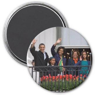 Aimant Barack Obama et famille