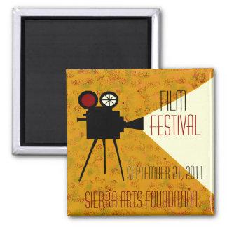 Aimant Base d'arts de festival de film