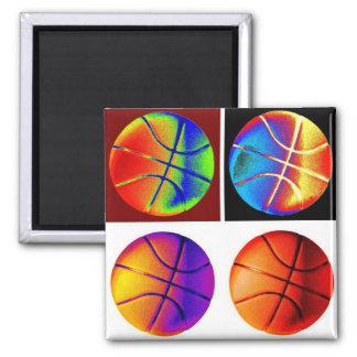 Aimant Basket-ball d'art de bruit