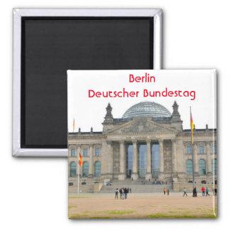 Aimant Bâtiment de Reichstag à Berlin, Allemagne