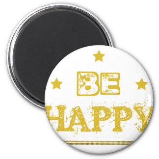 Aimant Be Happy