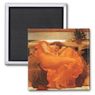 Aimant Beaux-arts de flamber juin Frederic Leighton