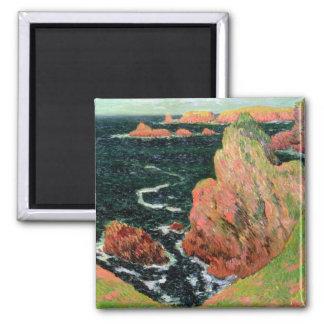 Aimant Belle Ile de Claude Monet  