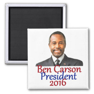 Aimant Ben CARSON 2016