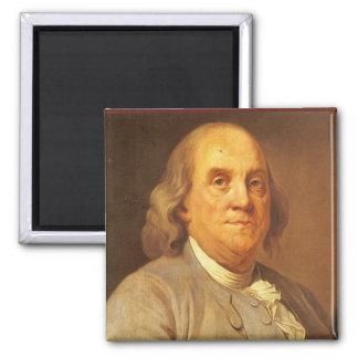 Aimant Benjamin Franklin