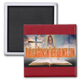 Aimant biblique de signes