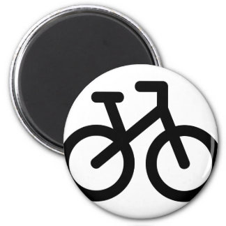 Aimant Bicyclette simple