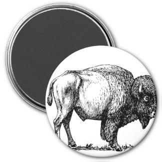 Aimant Bison américain de Buffalo