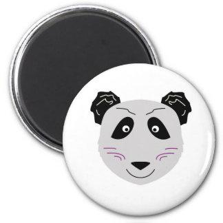 Aimant Blackgrey mignon de petit panda