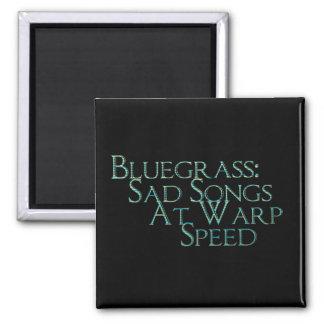 Aimant Bluegrass : Chansons tristes à la vitesse de chaîn